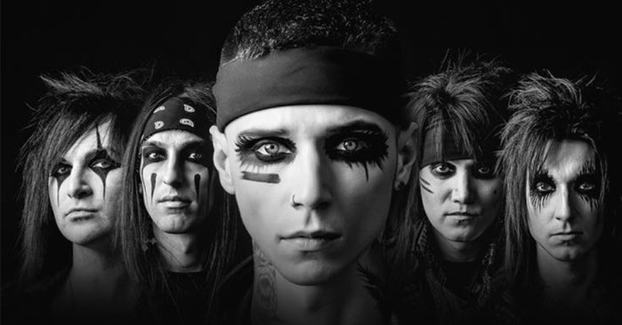photo: Black Veil Brides 2017