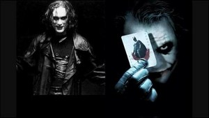 The con quạ and the Joker
