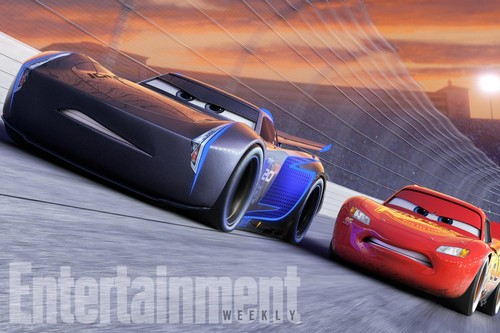 Disney Pixar Cars Hintergrund entitled cars 3