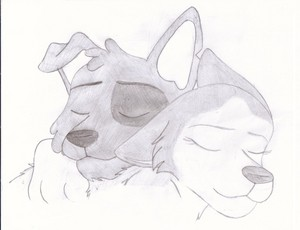 cuddle by aurychase