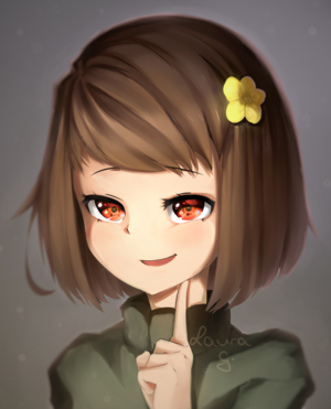 cute chara by sasoura dadv6my