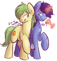 cute horses - my-little-pony-friendship-is-magic fan art
