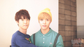 doyoung & hansol - sm-rookies photo