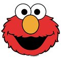 elmo face - elmo photo