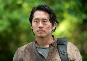 glenn rhee walking dead