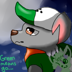 green means go por grapeaj