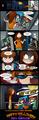 halloween  - cartoon-network fan art