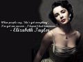 Elizabeth Taylor - classic-movies wallpaper