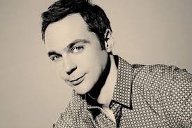 jim parsons black and white