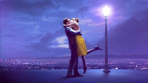 la la land ryan gosling کے, بطخا emma stone