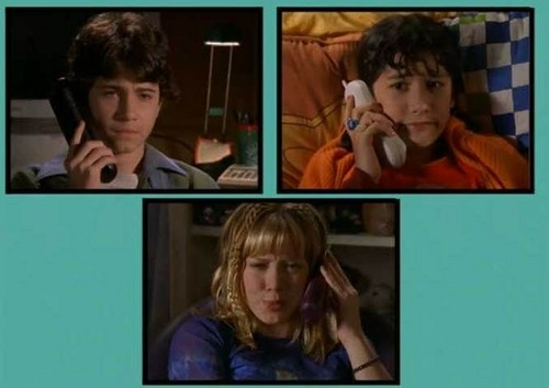 Lizzie McGuire wallpaper titled lizzie mcguire conference call