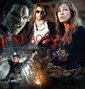 Lost boys the tribe sequel to classic movie