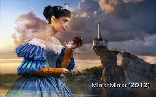 I Cinta Mirror Mirror kertas dinding called mirror mirror 2012