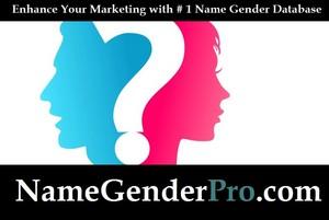 name gender pro