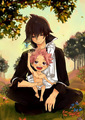 natsu and zeref :D  - fairy-tail photo