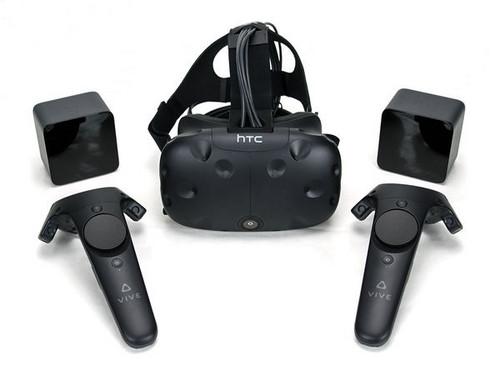 HTC Vive wallpaper titled HTC Vive surpassing oculus rift