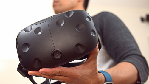 HTC Vive wallpaper entitled HTC Vive Review