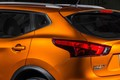 2017 Nissan Rogue Sport rear taillight