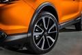 2017 Nissan Rogue Sport wheels