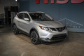 2017 Nissan Rogue Sport Front Three Quarters