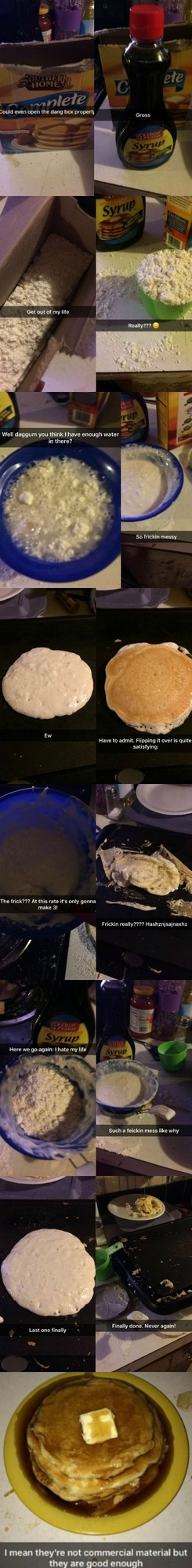 pancakejourney