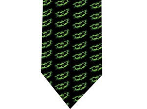 riddler batman tie 1 detail