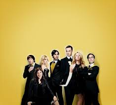 the big bang theory cast photoshoot