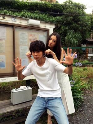 with Nanao