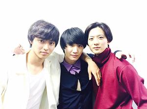 with Sakurada Dori & Ryo Ryusei