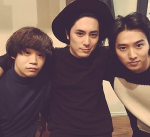 with Yuma Yamoto & Shotaro Mamiya