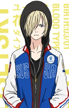 Yuri!!! on Ice Hintergrund titled yuri plitsetsky
