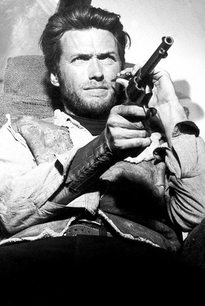 Clint Eastwood in For a Few Dollars More(1965)