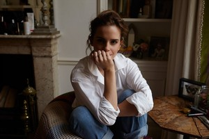 Emma Watson by Olivia Richardson (2017)