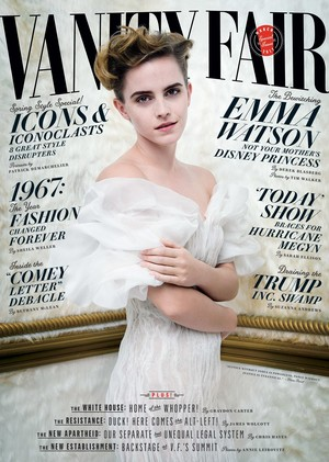 Emma Watson covers Vanity Fair US (April 2017)