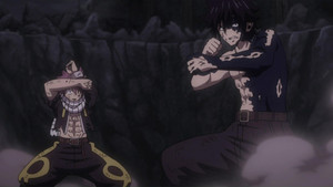 *Gray Protect's Natsu*