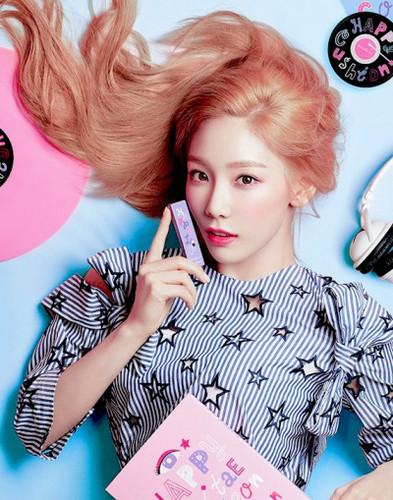 taeyeon (snsd) wallpaper entitled ♥ Happy Birthday Taeyeon ♥