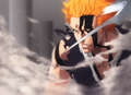 *Ichigo's New Hollowfication* - bleach-anime photo