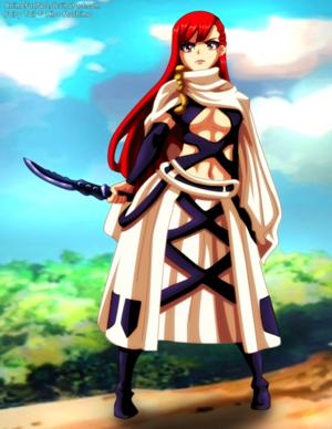 *Irene Belserion Queen Of Dragons*