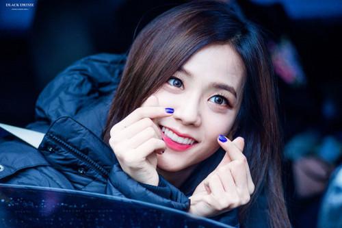 Black 粉, 粉色 壁纸 titled ♥ Jisoo ♥