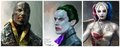'Suicide Squad' Concept Art ~ Killer Croc, The Joker and Harley Quinn - suicide-squad photo