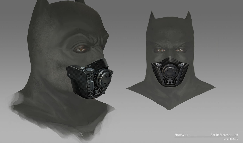 'Suicide Squad' Designs ~ Breather