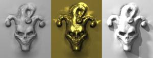 'Suicide Squad' Designs ~ Joker Emblem