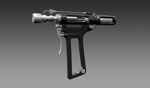 'Suicide Squad' Designs ~ Nano Bomb Injector Gun