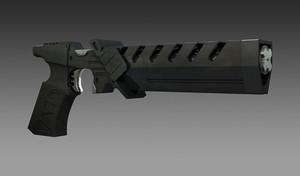 'Suicide Squad' Designs ~ Slipknot's Grappling Gun