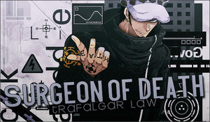 *Trafalgar Law : The Surgeon Of Death*