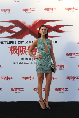 """""""xXx: The Return of Xander Cage"""" Premiere in China - Press Conference"""