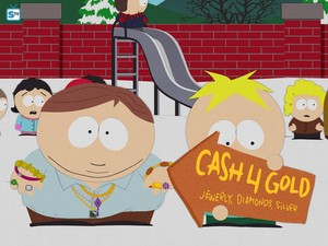 16x02 'Cash For Gold'