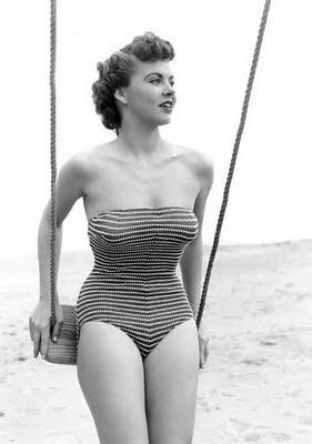 1950's Swimwear