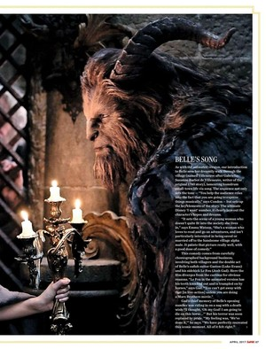 1Beauty and the Beast in Magazine
