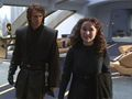Padme and Anakin coruscant - star-wars-revenge-of-the-sith photo